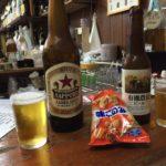 鎌倉の角打ち「高崎屋本店」でちょっと一杯 お抹茶に和菓子もいいけど、味ごのみに赤星もいいよねー