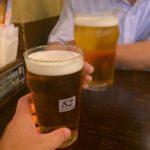 小滝橋通りのアイリッシュパブ「82 ALE HOUSE」で一杯 ビールが美味しい地下のゼロ次会場