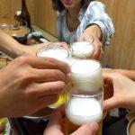 層雲峡温泉「朝陽亭」の居酒屋花のれんで一杯!北海道にようこそ!お疲れ様のスープカレー鍋
