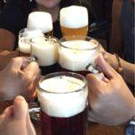 小樽の倉庫で地ビールを。小樽倉庫No.1乾杯ビール