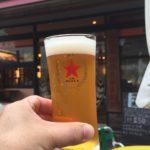 札幌開拓使麦酒醸造所賣捌所で乾杯!「とりあえずビール!」なんてビールに失礼な話だ
