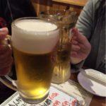 三茶の居酒屋「優駿」で乾杯!生300円にお刺身200円?立ち飲み価格で座って飲めちゃう