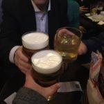小滝橋通りのアイリッシュパブ「82」で乾杯!テキーラ的なノリの良さでみんな友達になった夜