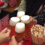 京都祇園の「壹銭洋食」で乾杯!優柔不断なあなたも安心してください、メニューはひとつですよ
