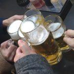 立川の立ち飲み「日高」で乾杯!中華食堂日高屋の立ち飲みバージョンは焼き鳥が美味かった