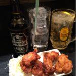 大倉山の立ち飲み「ハマケイ大倉山店」で乾杯!鶏専門店の鶏メンチにハマりました