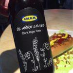 北欧家具の「IKEA」で乾杯!ホットドッグをつまみにオシャレラベルのビールで角打ち気分?