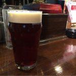 新宿の英国風パプ「82 ALE HOUSE」で乾杯!クーポンで生ビールをご馳走になりました