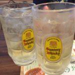 用賀のファミレス「ジョナサン」で乾杯!気の利く250円のちょい飲み用おつまみ