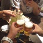 上野「もつ焼きおとんば」で乾杯!真夏の熱燗で記憶がなくなった話