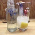 蒲田の焼きとん「いとや」で乾杯!シャリキンのレモンサワーは酔うのが早い?