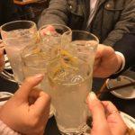池袋の中華「日高屋」で乾杯/三次会はサクッとヒディーズ飲み