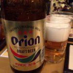 新宿の沖縄料理「やんばる2号店」で乾杯/泡盛のワンカップがとてもいい