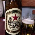 浅草の「水口食堂」で乾杯/昭和感丸出しの店内で昭和に浸かる