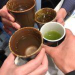 新橋の立ち食い寿司「魚がし日本一 新橋駅前店」で乾杯/シメはお寿司で