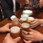 新橋「ニュー加賀谷」で乾杯/安定の加賀屋品質