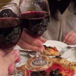 新宿のピザ店「ピッツェリア カポリ」で乾杯/本格的なナポリピザをリーズナブルな価格で