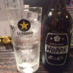 蒲田の立ち飲み「レバーランド」で乾杯/焼酎ナカはお気に召すまま