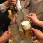 浅草の居酒屋「浅草弥太郎」で乾杯/観光地価格じゃないから安心して飲めます
