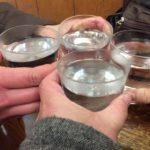 横浜・鶴見で朝からハシゴ酒の旅(2軒目 豊嶋屋酒店)/芋のお湯割りで芯までじんわり