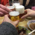 横浜・鶴見で朝からハシゴ酒の旅(1軒目 浅野商店)/できたてのお惣菜で乾杯