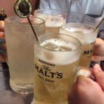 土曜日の野毛散歩/チヂミがとっても美味しい立ち飲みコリアン「マンナ」(6軒目)