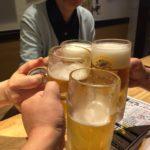 蒲田の居酒屋「うまいける」で乾杯/100円ビールキャンペーンの最終日にすべりこみ