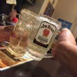 高田馬場の立ち飲み「炎天下」で乾杯/チョイ呑み3次回はメガハイボール