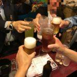 高田馬場の静岡おでん「ガッツ」で乾杯/ちょい呑み倶楽部5月の例会