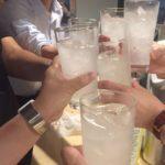 横浜・若葉町の立ち飲み「たちんぼ」で乾杯/ハイリキレモン1リットルで味玉パーティ