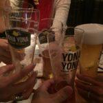クラフトビール専門店「YONA YONA BEER WORKS 赤坂店」で乾杯/水曜日はネコの日でちょっとお得に(女性限定)
