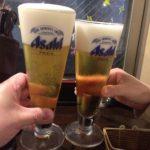 大井町の「立飲み処 豊後屋」で乾杯/山盛りのレバーカツはカラシが旨い