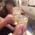 横須賀中央 立ち飲み「立呑み酒場 ゆり」│横須賀飲みの締めは若松マーケットでメガビーム