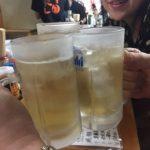 横須賀中央 居酒屋「天国」│マイタケ天とホッピー白
