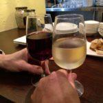 たまプラーザ ちょい呑みフェスティバルでハシゴ酒│「フレンチバル レ・サンス」【1軒目】