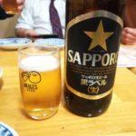 蒲田 居酒屋「万平」│日本一の唐揚げを堪能するチョイ呑み倶楽部の11月例会