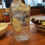池袋 居酒屋 「やきとり番番」新宿の番番がなんと池袋に!レモンの輪切りで酩酊度を測定