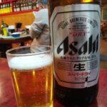 仲木戸 中華料理「吉田大飯店」大衆中華屋で瓶ビールと焼き餃子