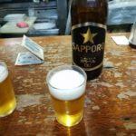 渋谷 立ち飲み「富士屋本店」熱燗の美味しい季節です