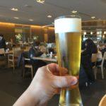 羽田空港第2ターミナル出発ロビー直結 レストラン「フライヤーズテーブル」スポンサー付き豪華ランチ