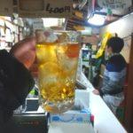 横浜 野毛 立ち飲み「ぴんぴん」一度試してみて!特製手羽先焼き