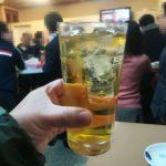 横浜・東神奈川駅徒歩2分 立ち飲み「じゆうな丘」300円から楽しめる家庭的なおつまみが美味しい立ち飲み屋さん