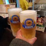 関内 立ち飲み「いっとん」キリンラガーの生が295円!おつまみも激安