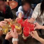 【東京駅】たこ焼きナイト!『築地銀だこハイボール酒場 八重洲北口店』で真っ赤な飲み物?これなに?
