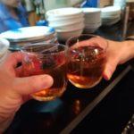 【武蔵小山】激安中華立ち飲み『盛苑』の200円梅ワインと本格家庭中華でせんべろナイト