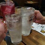 【上野】巨大な大根煮!『もつ焼き酒場 豚坊』はテレ東「二軒目どうする?」に登場した渋いガード下酒場