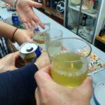 【横浜・子安】まったり土曜日の夕方『美加登屋酒店』で大好きなご常連さんたちと乾杯!