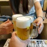 【横浜・大口】商店街の魚屋で飲むぞ!『うおや 横浜大口店』の絶品5点盛りと美味いサッポロ生ビール★