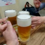 【足立区・五反野】持ち込み&おすそわけ『居酒屋ガツン!』で大阪の友と乾杯を