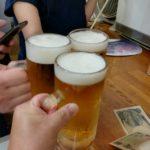 【渋谷】渋谷の貴重な立ち飲み『富士屋本店』の茄子味噌・ポテサラ・ハムキャ別、食べられなくなるその前に
